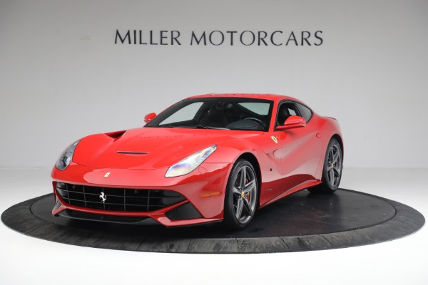 Used 2015 Ferrari F12 Berlinetta for sale Sold at Bugatti of Greenwich in Greenwich CT 06830 1