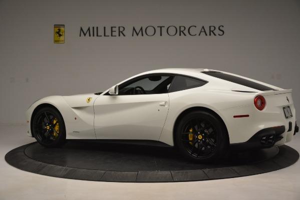 Used 2015 Ferrari F12 Berlinetta for sale $249,900 at Bugatti of Greenwich in Greenwich CT 06830 4
