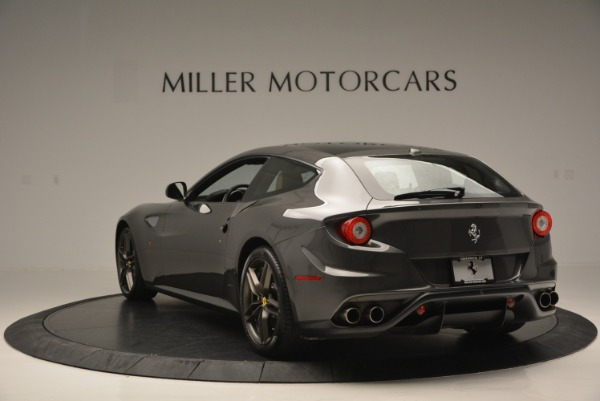 Used 2014 Ferrari FF Base for sale Sold at Bugatti of Greenwich in Greenwich CT 06830 5