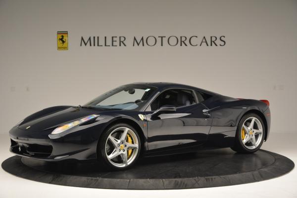 Used 2012 Ferrari 458 Italia for sale Sold at Bugatti of Greenwich in Greenwich CT 06830 2