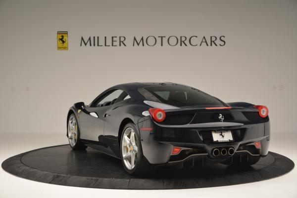 Used 2012 Ferrari 458 Italia for sale Sold at Bugatti of Greenwich in Greenwich CT 06830 5