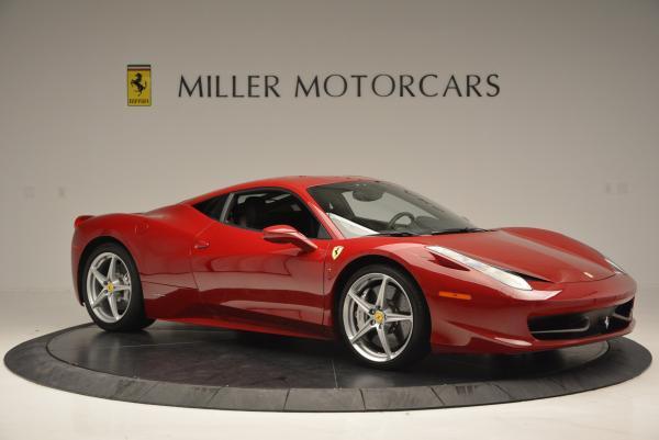 Used 2011 Ferrari 458 Italia for sale Sold at Bugatti of Greenwich in Greenwich CT 06830 10