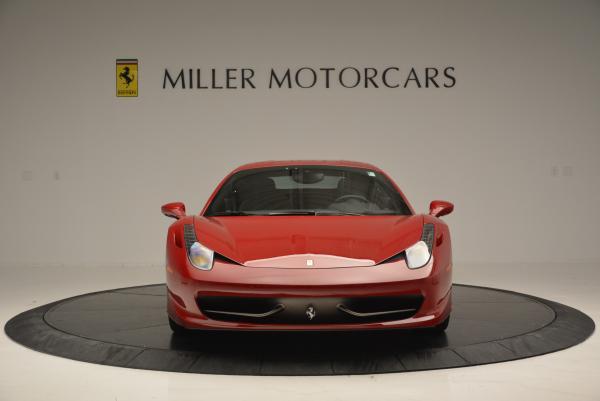 Used 2011 Ferrari 458 Italia for sale Sold at Bugatti of Greenwich in Greenwich CT 06830 12