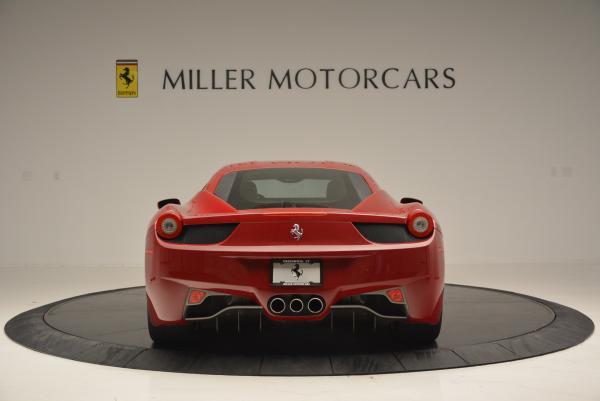 Used 2011 Ferrari 458 Italia for sale Sold at Bugatti of Greenwich in Greenwich CT 06830 6