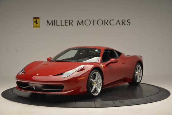 Used 2011 Ferrari 458 Italia for sale Sold at Bugatti of Greenwich in Greenwich CT 06830 1
