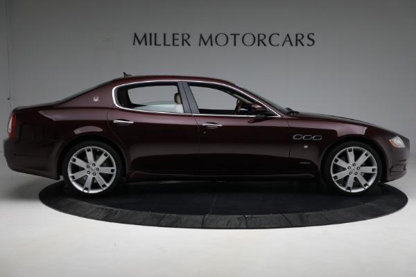Used 2011 Maserati Quattroporte for sale $37,900 at Bugatti of Greenwich in Greenwich CT 06830 10