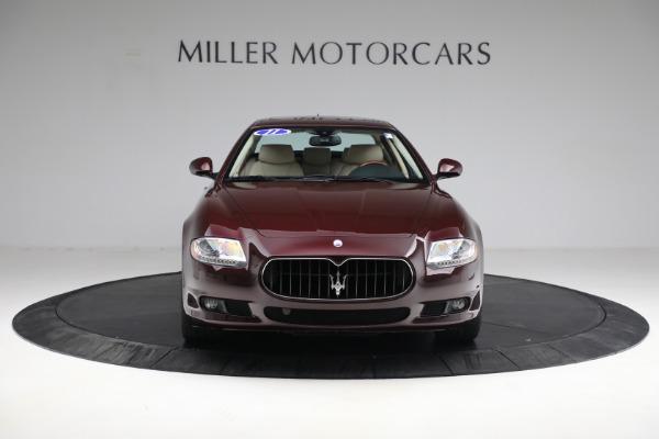Used 2011 Maserati Quattroporte for sale $37,900 at Bugatti of Greenwich in Greenwich CT 06830 13