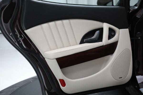 Used 2011 Maserati Quattroporte for sale $37,900 at Bugatti of Greenwich in Greenwich CT 06830 21