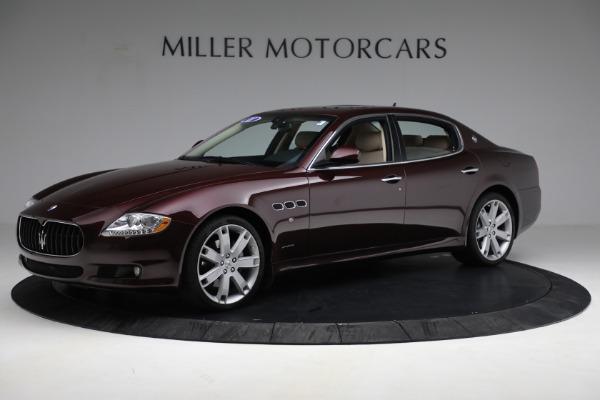 Used 2011 Maserati Quattroporte for sale $37,900 at Bugatti of Greenwich in Greenwich CT 06830 3
