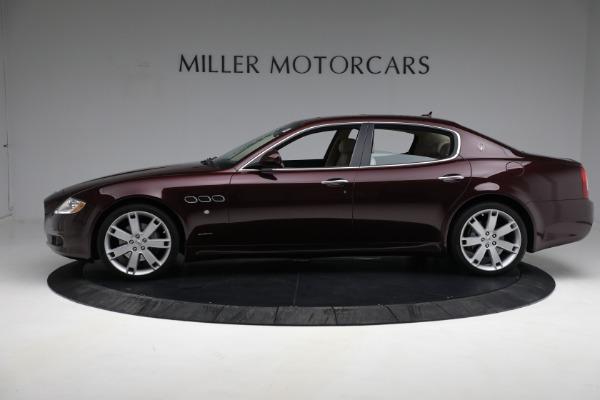 Used 2011 Maserati Quattroporte for sale $37,900 at Bugatti of Greenwich in Greenwich CT 06830 4