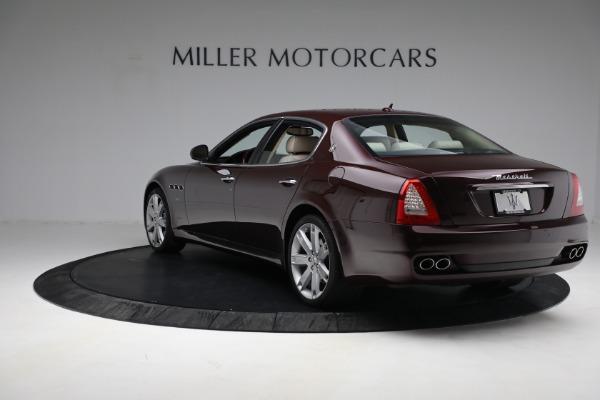 Used 2011 Maserati Quattroporte for sale $37,900 at Bugatti of Greenwich in Greenwich CT 06830 6