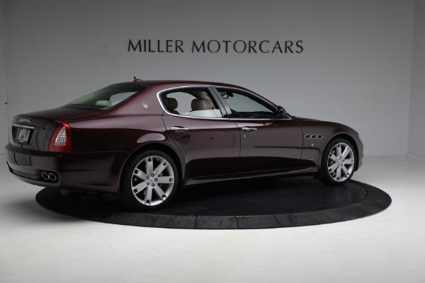 Used 2011 Maserati Quattroporte for sale $37,900 at Bugatti of Greenwich in Greenwich CT 06830 9