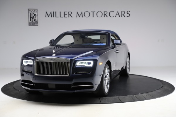 Used 2016 Rolls-Royce Dawn for sale $243,900 at Bugatti of Greenwich in Greenwich CT 06830 14
