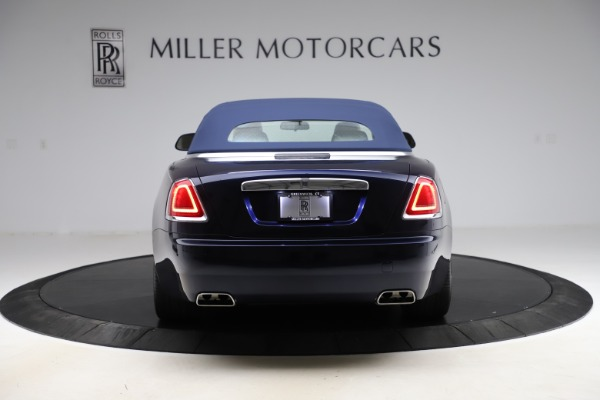 Used 2016 Rolls-Royce Dawn for sale $243,900 at Bugatti of Greenwich in Greenwich CT 06830 19