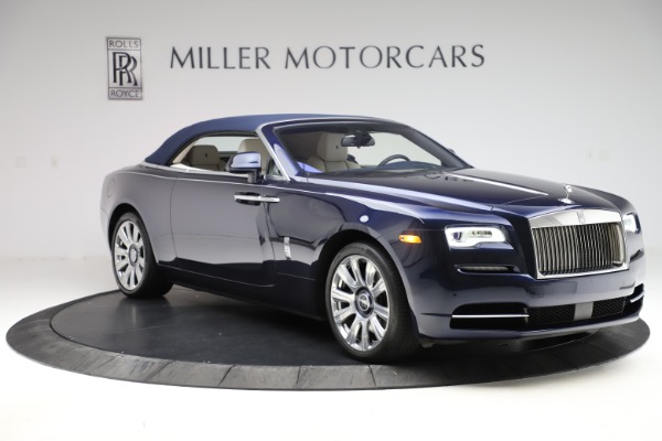 Used 2016 Rolls-Royce Dawn for sale Sold at Bugatti of Greenwich in Greenwich CT 06830 24