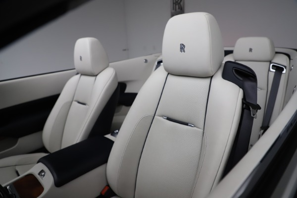Used 2016 Rolls-Royce Dawn for sale Sold at Bugatti of Greenwich in Greenwich CT 06830 25