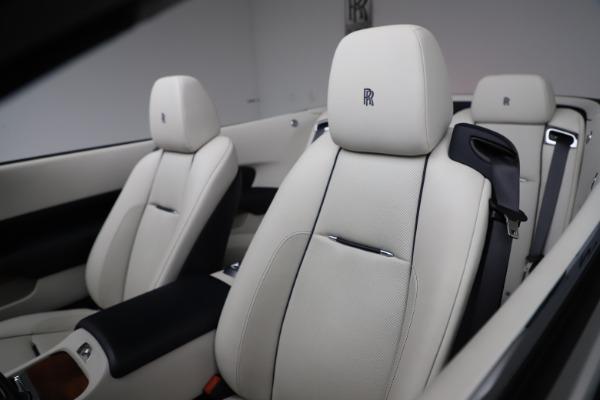 Used 2016 Rolls-Royce Dawn for sale $243,900 at Bugatti of Greenwich in Greenwich CT 06830 25