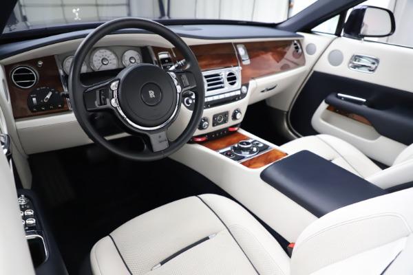 Used 2016 Rolls-Royce Dawn for sale $243,900 at Bugatti of Greenwich in Greenwich CT 06830 27