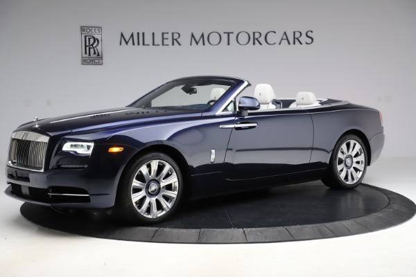 Used 2016 Rolls-Royce Dawn for sale $243,900 at Bugatti of Greenwich in Greenwich CT 06830 3
