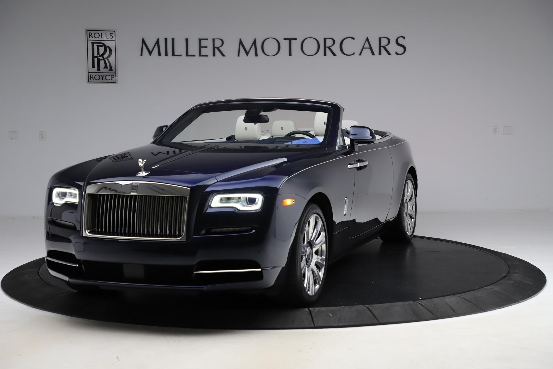 Used 2016 Rolls-Royce Dawn for sale $243,900 at Bugatti of Greenwich in Greenwich CT 06830 1