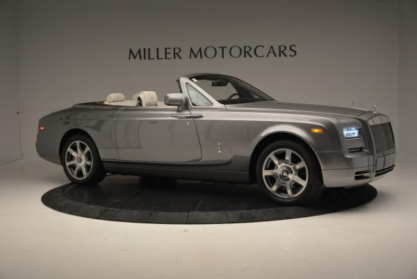 Used 2015 Rolls-Royce Phantom Drophead Coupe for sale Sold at Bugatti of Greenwich in Greenwich CT 06830 10