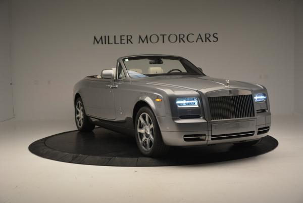 Used 2015 Rolls-Royce Phantom Drophead Coupe for sale Sold at Bugatti of Greenwich in Greenwich CT 06830 11