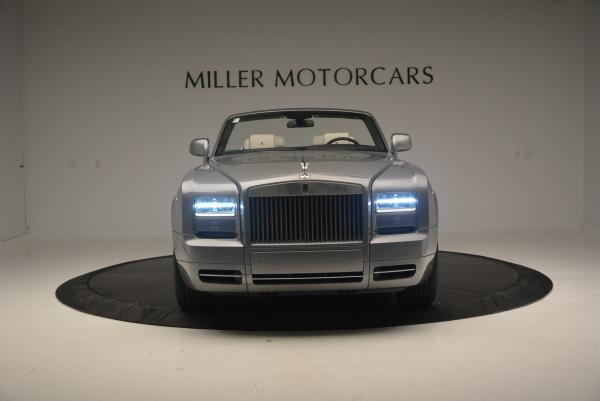Used 2015 Rolls-Royce Phantom Drophead Coupe for sale Sold at Bugatti of Greenwich in Greenwich CT 06830 12