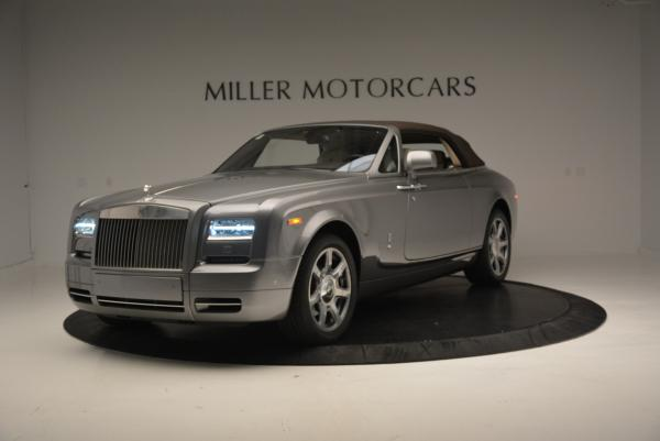 Used 2015 Rolls-Royce Phantom Drophead Coupe for sale Sold at Bugatti of Greenwich in Greenwich CT 06830 14