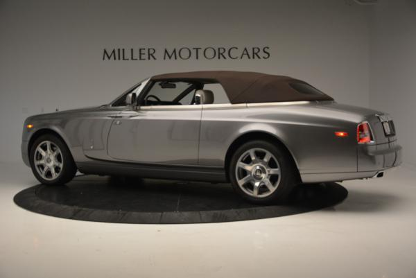 Used 2015 Rolls-Royce Phantom Drophead Coupe for sale Sold at Bugatti of Greenwich in Greenwich CT 06830 17