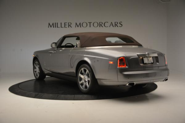 Used 2015 Rolls-Royce Phantom Drophead Coupe for sale Sold at Bugatti of Greenwich in Greenwich CT 06830 18