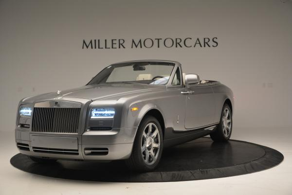 Used 2015 Rolls-Royce Phantom Drophead Coupe for sale Sold at Bugatti of Greenwich in Greenwich CT 06830 2