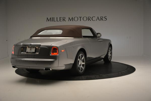 Used 2015 Rolls-Royce Phantom Drophead Coupe for sale Sold at Bugatti of Greenwich in Greenwich CT 06830 20