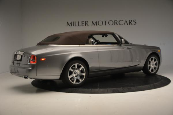 Used 2015 Rolls-Royce Phantom Drophead Coupe for sale Sold at Bugatti of Greenwich in Greenwich CT 06830 21