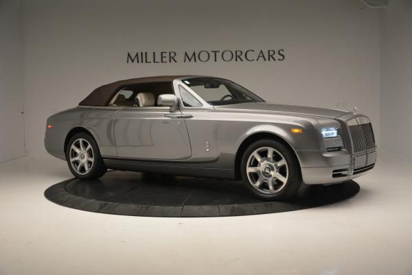 Used 2015 Rolls-Royce Phantom Drophead Coupe for sale Sold at Bugatti of Greenwich in Greenwich CT 06830 23