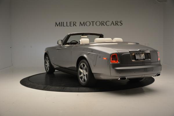 Used 2015 Rolls-Royce Phantom Drophead Coupe for sale Sold at Bugatti of Greenwich in Greenwich CT 06830 5