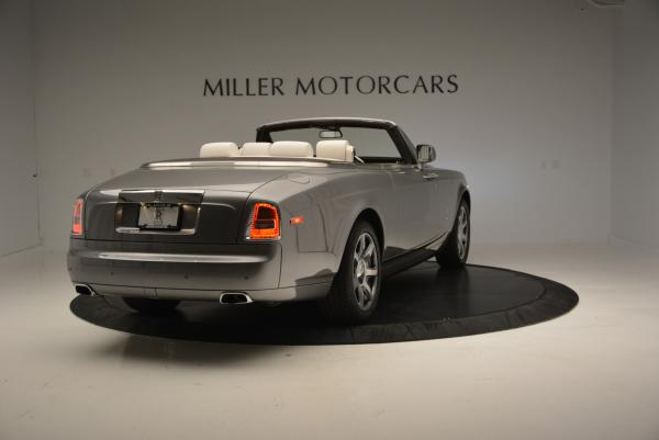 Used 2015 Rolls-Royce Phantom Drophead Coupe for sale Sold at Bugatti of Greenwich in Greenwich CT 06830 7