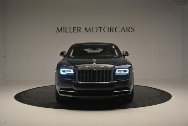 Used 2017 Rolls-Royce Wraith for sale Sold at Bugatti of Greenwich in Greenwich CT 06830 11