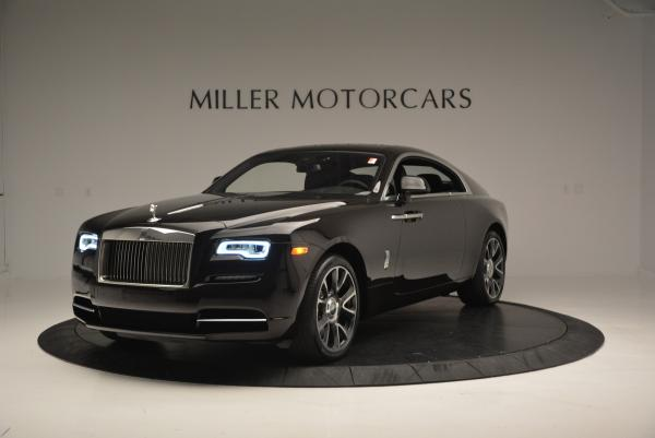 Used 2017 Rolls-Royce Wraith for sale Sold at Bugatti of Greenwich in Greenwich CT 06830 2