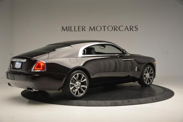 Used 2017 Rolls-Royce Wraith for sale Sold at Bugatti of Greenwich in Greenwich CT 06830 7