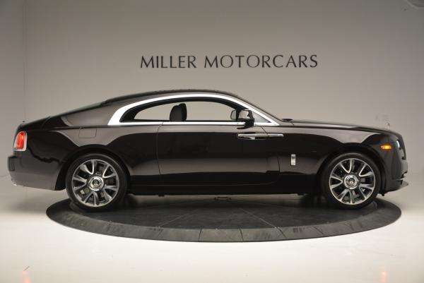 Used 2017 Rolls-Royce Wraith for sale Sold at Bugatti of Greenwich in Greenwich CT 06830 8