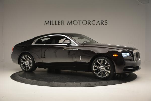 Used 2017 Rolls-Royce Wraith for sale Sold at Bugatti of Greenwich in Greenwich CT 06830 9