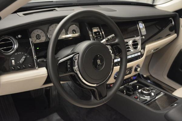 Used 2016 Rolls-Royce Ghost for sale Sold at Bugatti of Greenwich in Greenwich CT 06830 16