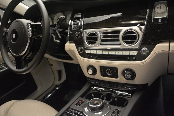 Used 2016 Rolls-Royce Ghost for sale Sold at Bugatti of Greenwich in Greenwich CT 06830 18