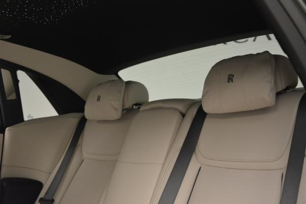 Used 2016 Rolls-Royce Ghost for sale Sold at Bugatti of Greenwich in Greenwich CT 06830 21