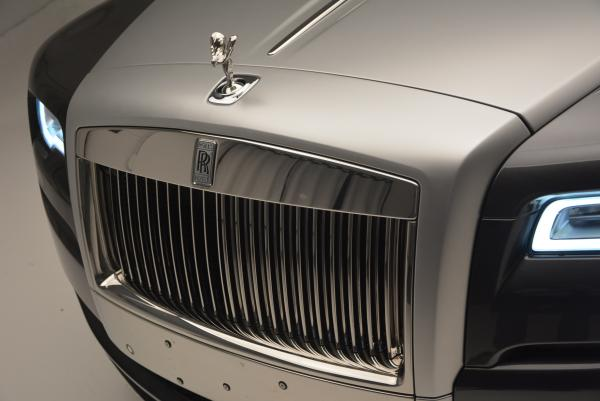 Used 2016 Rolls-Royce Ghost for sale Sold at Bugatti of Greenwich in Greenwich CT 06830 27