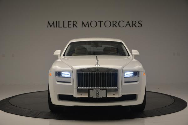 Used 2013 Rolls-Royce Ghost for sale Sold at Bugatti of Greenwich in Greenwich CT 06830 12