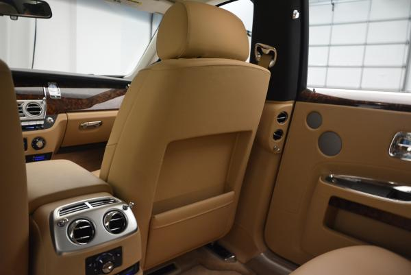 Used 2013 Rolls-Royce Ghost for sale Sold at Bugatti of Greenwich in Greenwich CT 06830 27