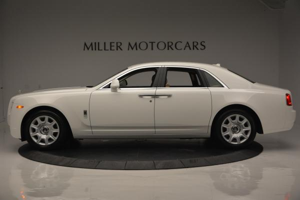 Used 2013 Rolls-Royce Ghost for sale Sold at Bugatti of Greenwich in Greenwich CT 06830 3