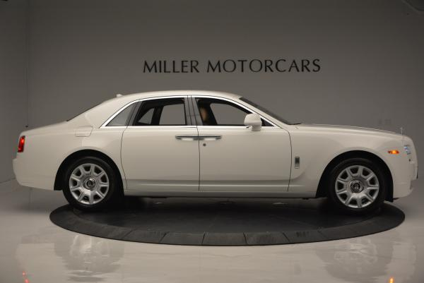 Used 2013 Rolls-Royce Ghost for sale Sold at Bugatti of Greenwich in Greenwich CT 06830 9
