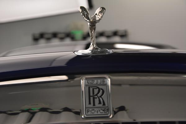 Used 2016 Rolls-Royce Ghost Series II for sale Sold at Bugatti of Greenwich in Greenwich CT 06830 18